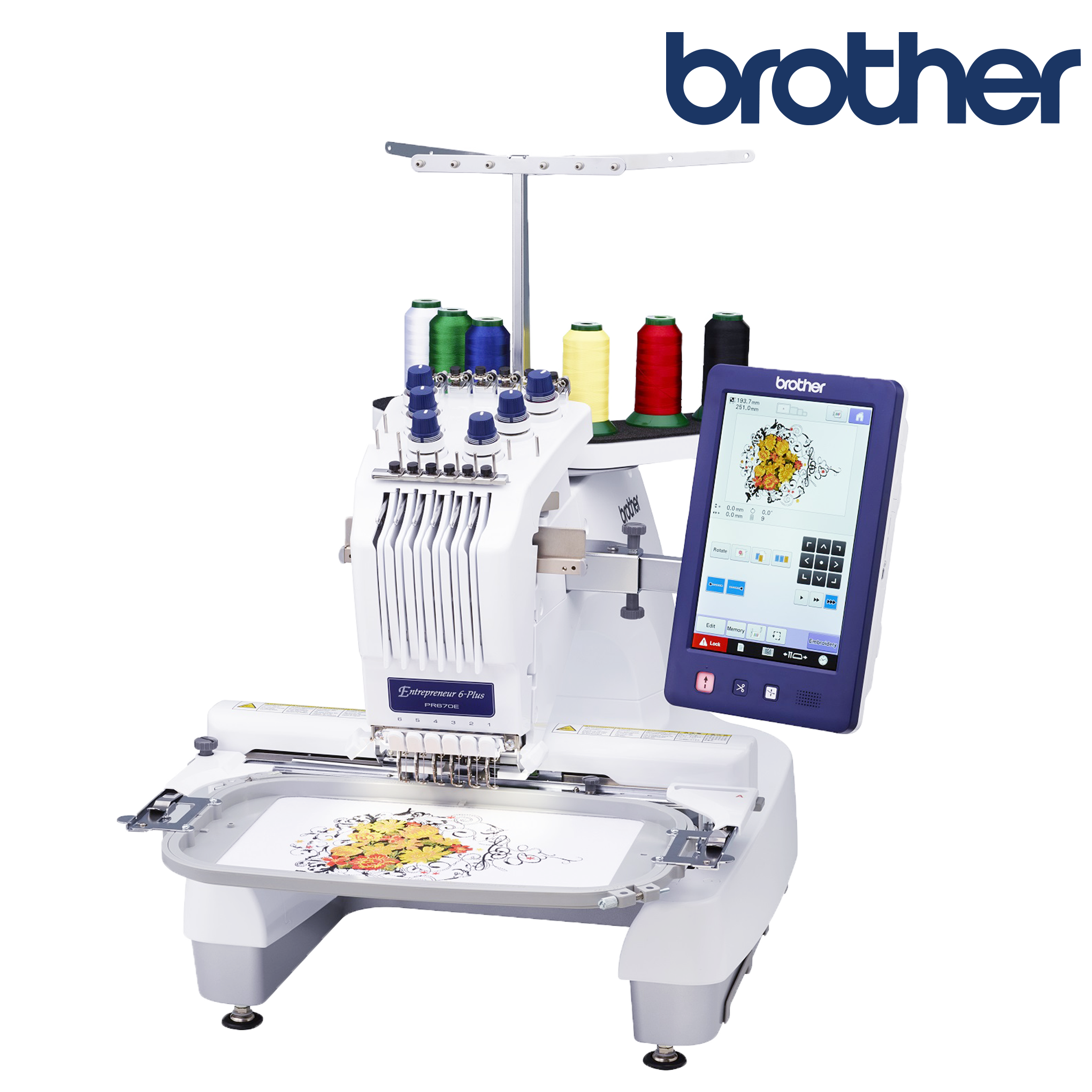 BROTHER PR670e